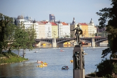 Prag Vltava