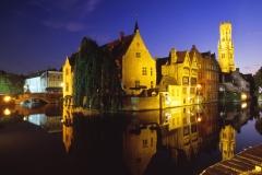 Bruegge By Night